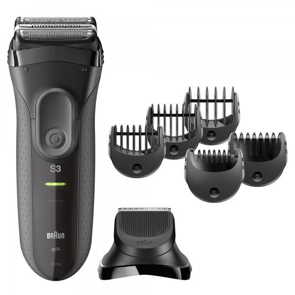 Braun Scheerapparaat Series 3 Shave&Style 3000BT