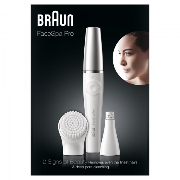 FaceSpa Pro 910 Braun