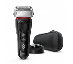 Series 8 8340s Black/Red Braun