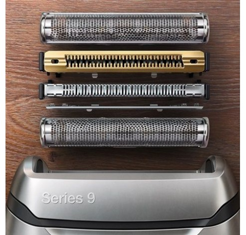 Series 9 9375cc Chrome  Braun