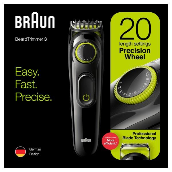 BT3221 Baardtrimmer Braun
