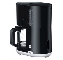 Breakfast1 Koffiezetapparaat KF 1100 Zwart