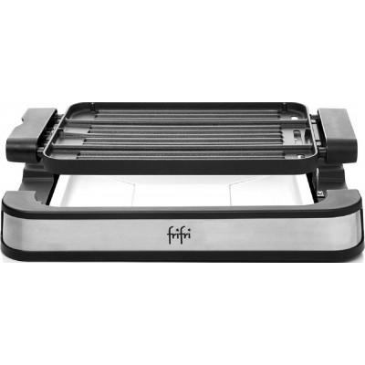 Reverso 2 en 1 grill - plancha teppanyaki Frifri