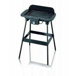 Barbecue-Grill Zwart Severin