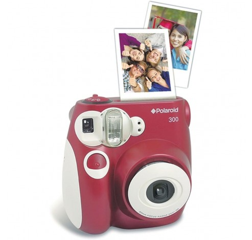 0 Instant Camera rood