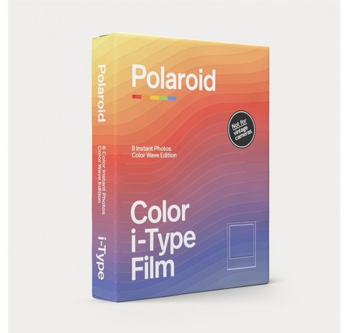 Color Wave Edition Film for I-type