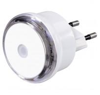LED Nachtlamp Basic rond White