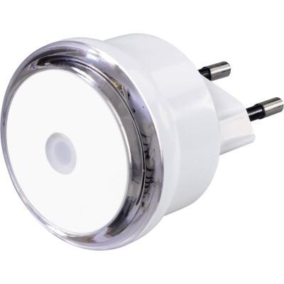LED Nachtlamp Basic rond White  Hama