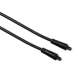 Optische Audio cable ODT-plug (Toslink). verguld. 0.3 m  Hama