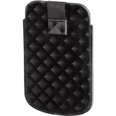 Mp3 sleeve Plaid iPad Touch 5G, zwart  Hama