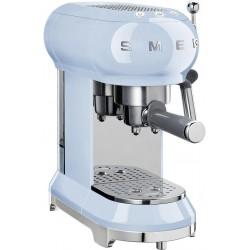 Espressomachine pastelblauw