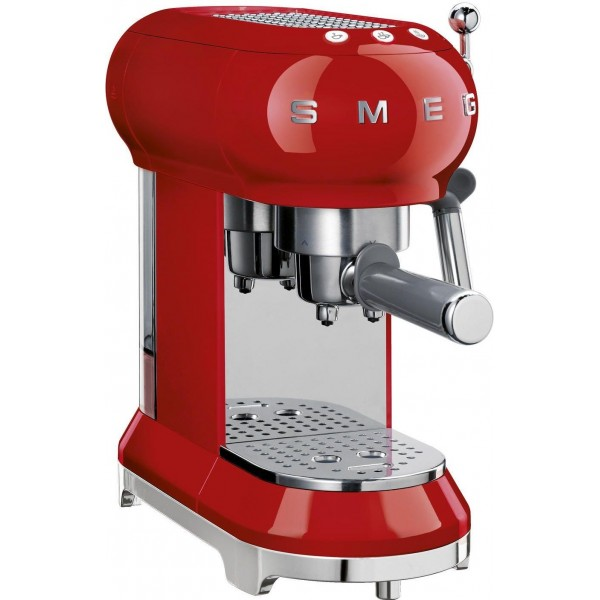 Espressomachine rood Smeg