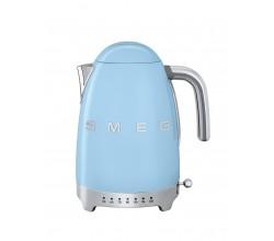 Waterkoker regelbaar pastelblauw Smeg