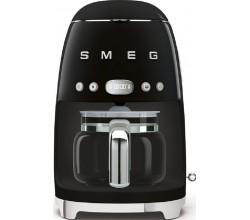Koffiezetapparaat zwart Smeg