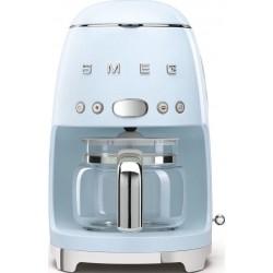 cafetière à filtre bleu pastel