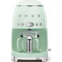 cafetière à filtre vert d'eau