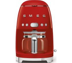 Koffiezetapparaat rood Smeg