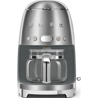 Koffiezetapparaat inox Smeg