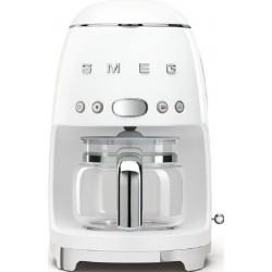 cafetière à filtre blanc