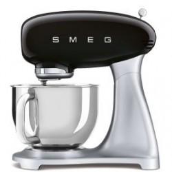 Keukenmachine zwart met zilver