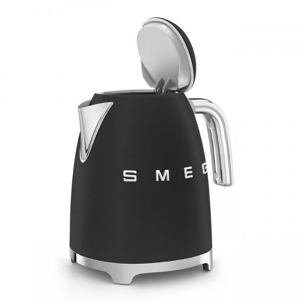 Smeg Waterkoker KLF03BLMEU 1,7 liter - Mat zwart