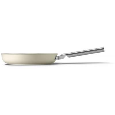 Braadpan 26 cm crème  Smeg
