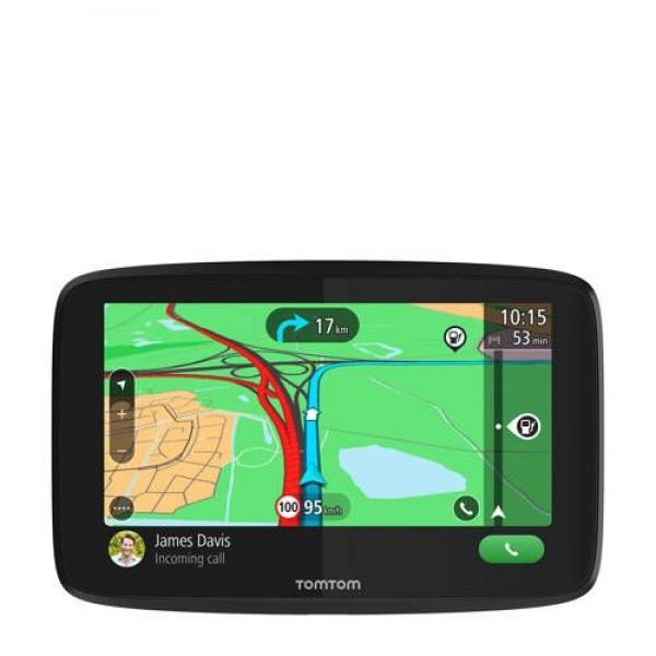 TomTom Navigatiesysteem Go Esssential 6 inch navigator Zwart