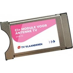 Antenne TV CI+ module met smartcard