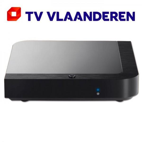 TV VLAANDEREN Satelliet-televisie Schotelset MZ 102