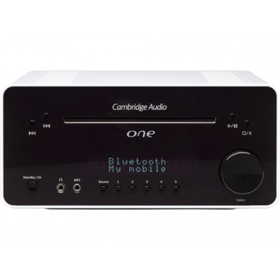 One Micro System White Cambridge Audio