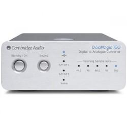 Dacmagic 100 Silver  Cambridge Audio