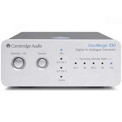 Dacmagic 100 Silver Cambridge Audio