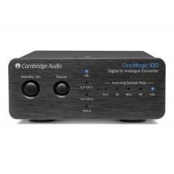 Dacmagic 100 Black  Cambridge Audio