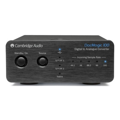 Dacmagic 100 Black Cambridge Audio