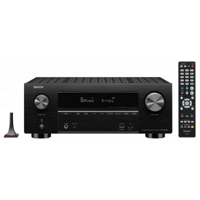 AVR-X3600H Zwart Denon