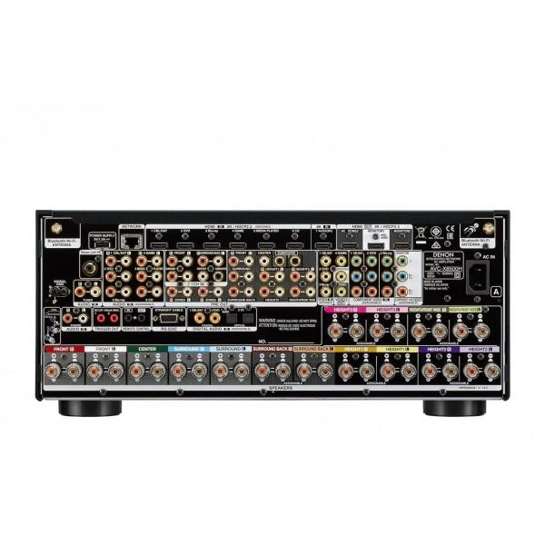 AVC-X8500HA Premium Zilver Denon
