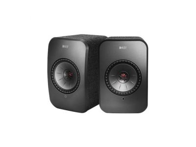 LSX Wireless Music System Zwart (Paar)