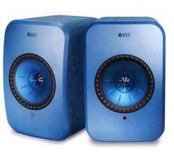 LSX Wireless Music System Blauw (Paar) KEF