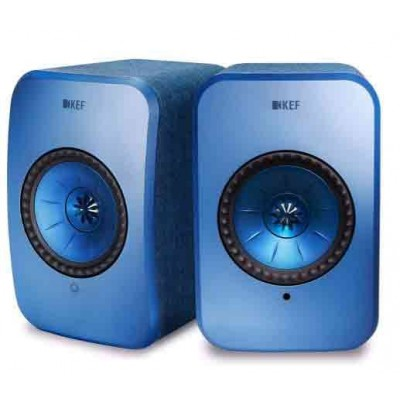 LSX Wireless Music System Blauw (Paar) KEF
