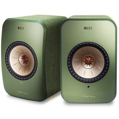 LSX Wireless Music System vert (Paire) KEF