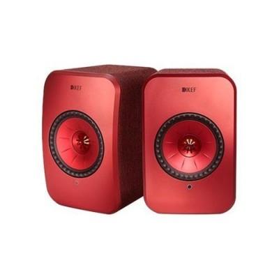 LSX Wireless Music System marron (Paire) KEF