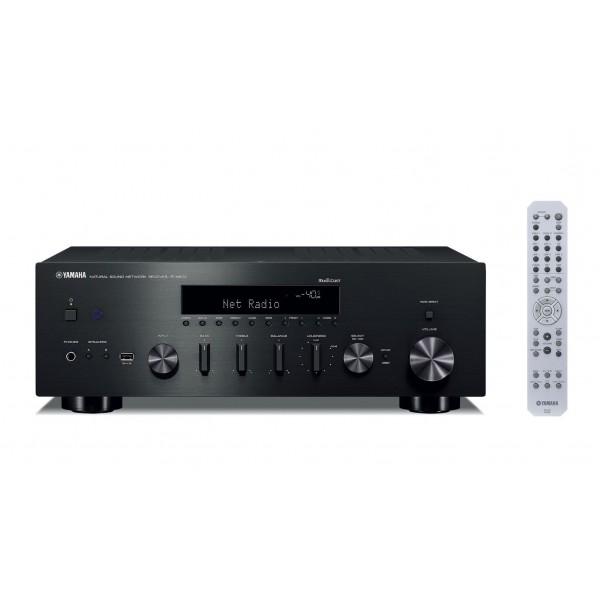 Yamaha Receiver R-N602 Black