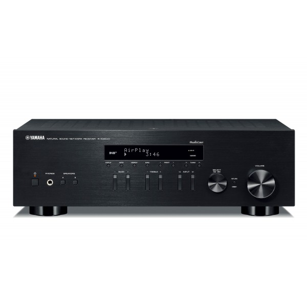 Yamaha Receiver R-N303D Zwart