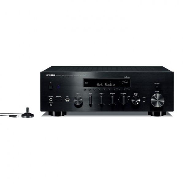 Yamaha Receiver R-N803D Zwart