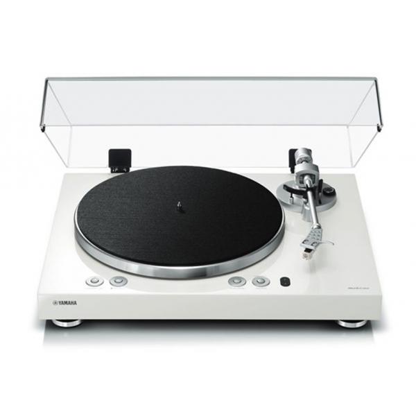 Yamaha Platenspeler MusicCast Vinyl 500 Wit