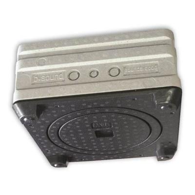 Back Box BB125C B&W