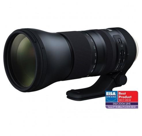150-600mm Di VC USD G2 + 1.4x TC + Tap-in cons Canon  Tamron