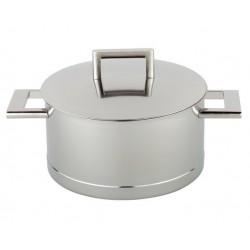 John Pawson for Demeyere 7 Kookpot met deksel 20cm  Demeyere