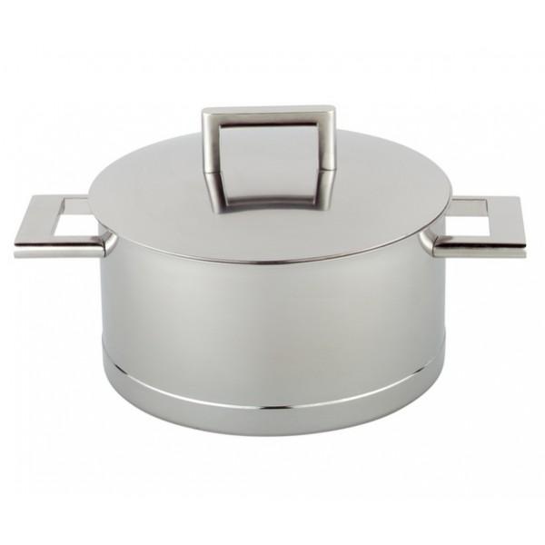 John Pawson for Demeyere Kookpot met deksel 20cm Demeyere
