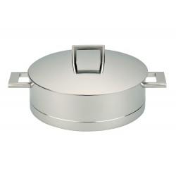 John Pawson for Demeyere 7 Lage kookpot met deksel 28cm  Demeyere